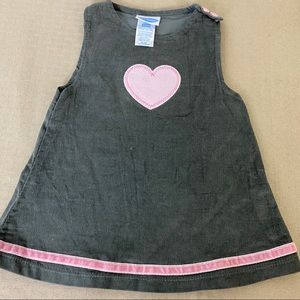 Sweet Pink and Gray Dress